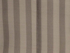 Pure Silk Print Striped Silk Organza Black White