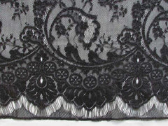 Lace Cotton Nylon Tivoli Metallic