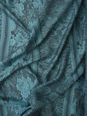 "Pure Silk Wholesale: ""CANDICE"" 112cm SILK PRINT"