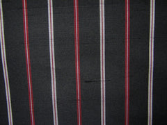 "Silk Stripes: ""MAGNUS"" 112cm suiting"
