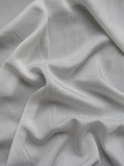 "SILK BLEND ""FUSION PLAIN"" 133CM Silk and Viscose"