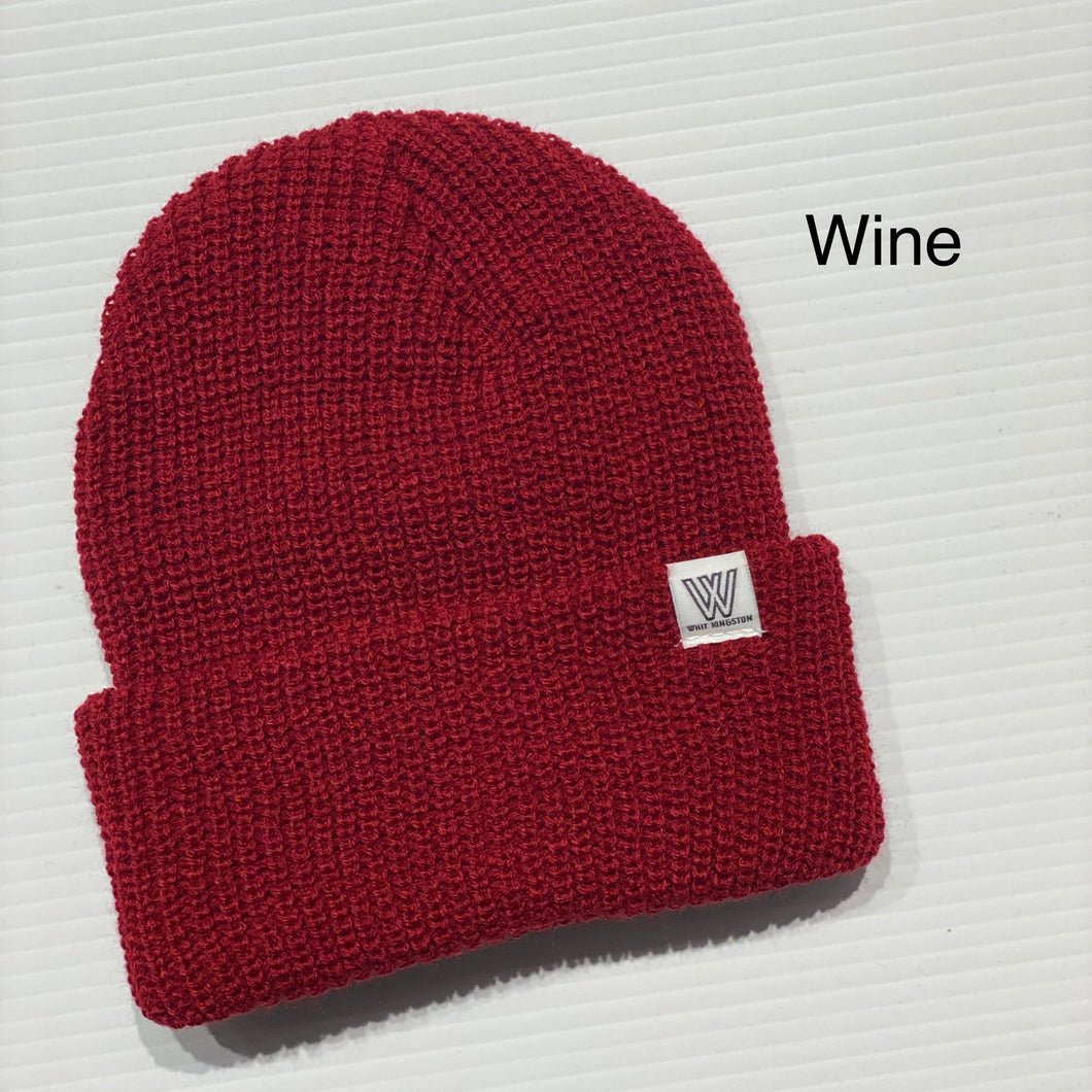 BACKWOODS SOLID TOQUE MADE IN CANADA