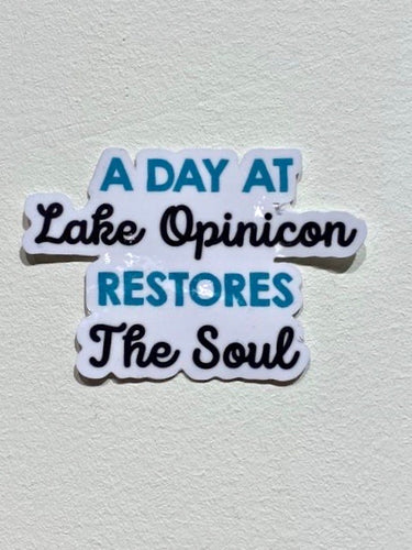 LAKE OPINICON SOUL STICKER