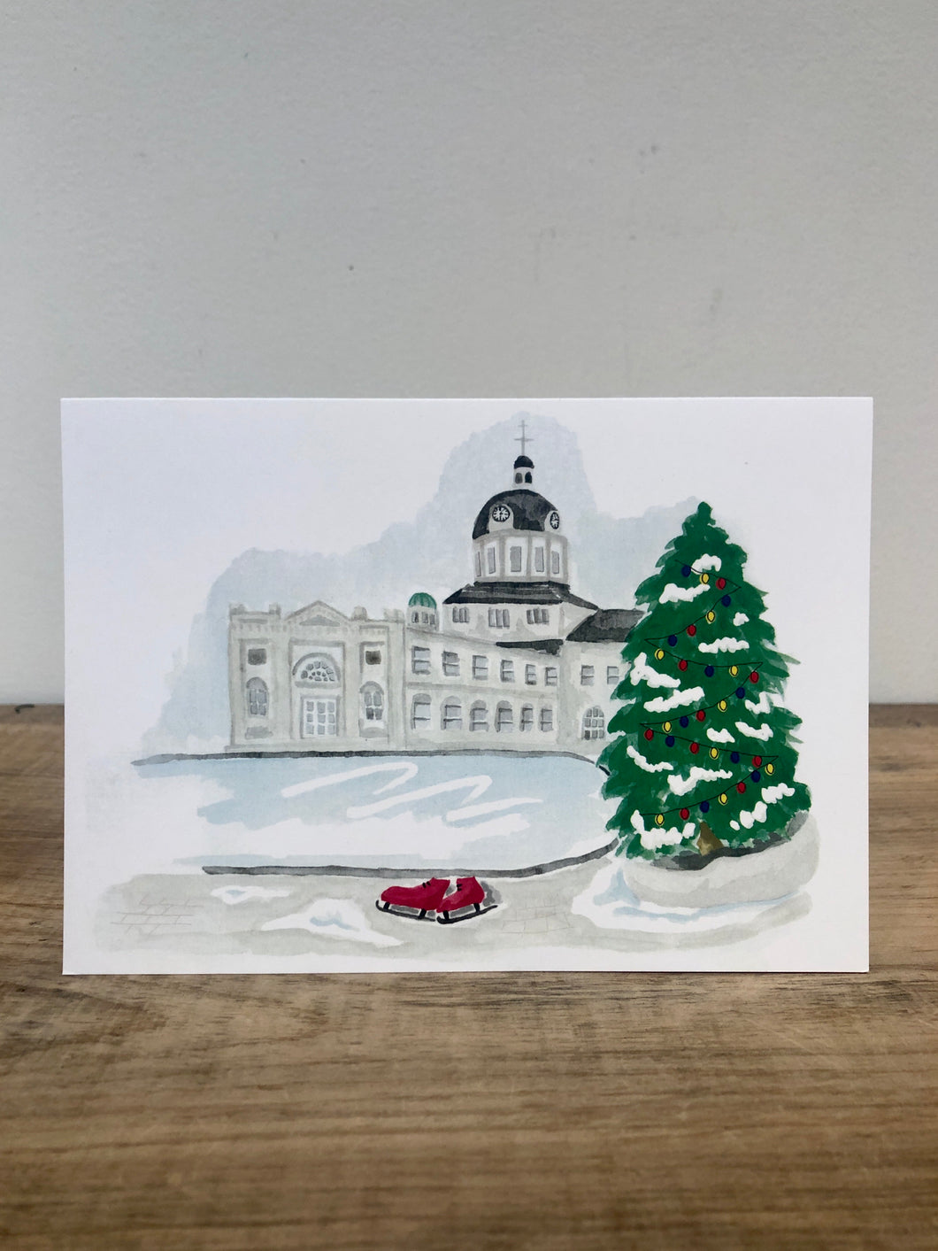 KINGSTON HOLIDAY CARDS