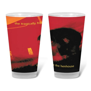 THE HIP PINT GLASS