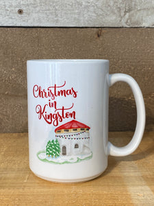 KINGSTON CHRISTMAS MUG