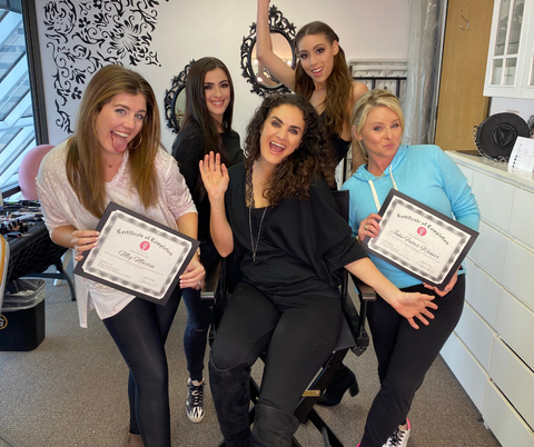TPF Cosmetics Certification Course