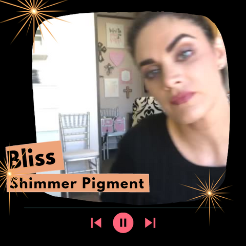 TPF Cosmetics Bliss Shimmer Pigment