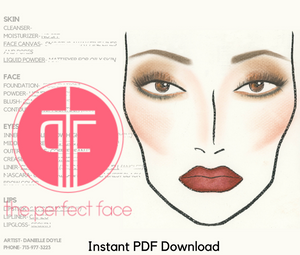 Instant Face Charts