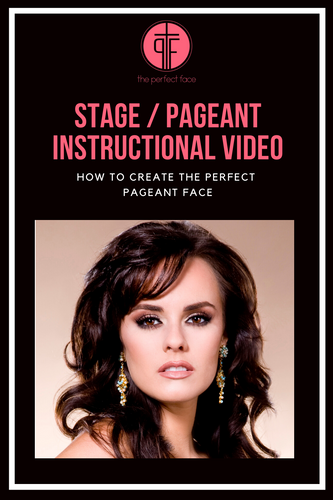 Stage/Pageant Instructional Video - Instant Download
