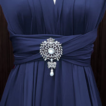 Load image into Gallery viewer, TDY Alethia Dress Brooch