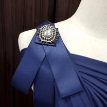 Load image into Gallery viewer, TDY Bowe Dress Brooch
