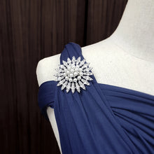 Load image into Gallery viewer, TDY Thea Dress Brooch