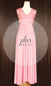 TDY Blush Maxi Infinity Dress