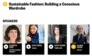 Sustainability and Style @ SXSW 2020