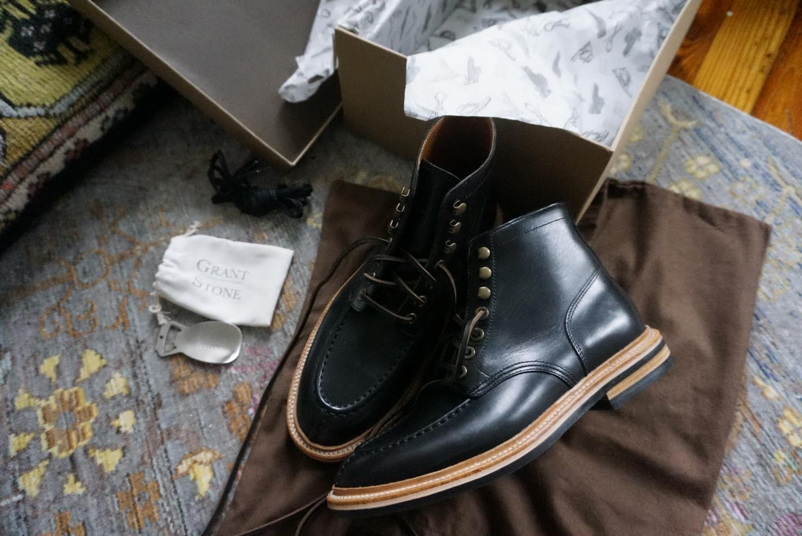 Goodyear Welted CXL Leather Boot