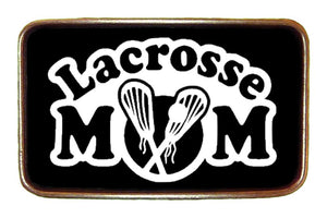 Lacrosse Mom Buckle