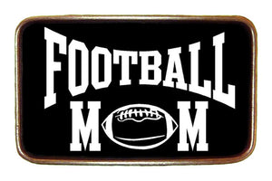 Football Mom Buckle