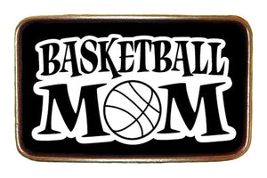 Basketball Mom Buckle