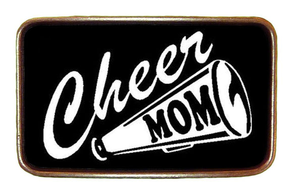 Cheer Mom Buckle