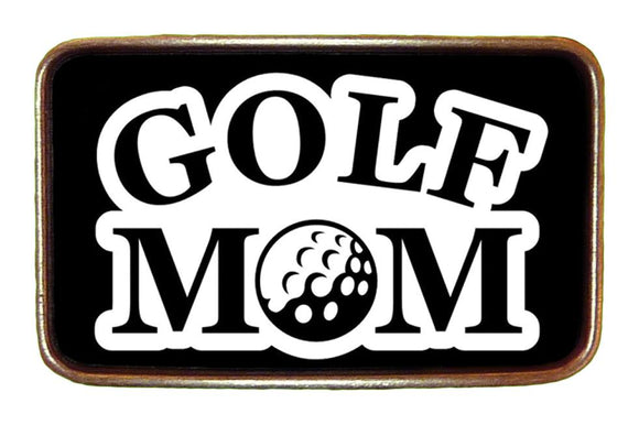 Golf Mom Buckle