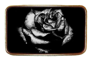 Black Rose Buckle