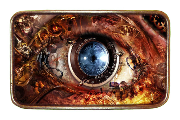 Steampunk Eye Buckle