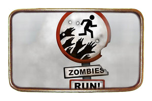 Zombies Run! Buckle