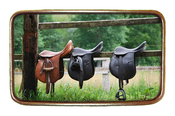 Three Saddles Buckle