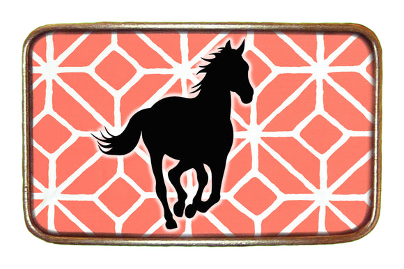 Horse Lover 17 Buckle