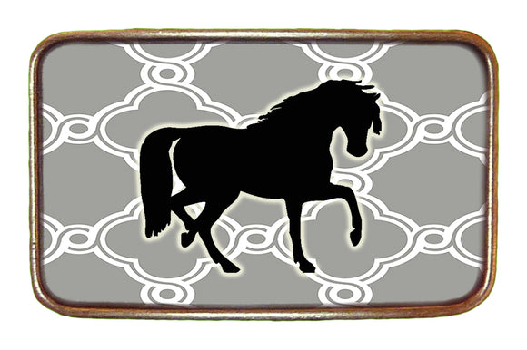 Horse Lover 16 Buckle