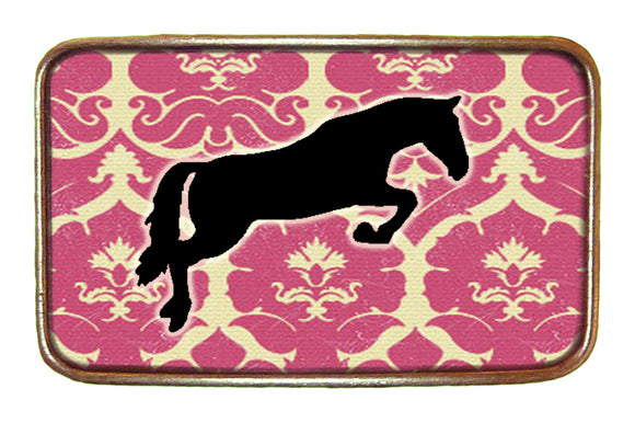Horse Lover 15 Buckle