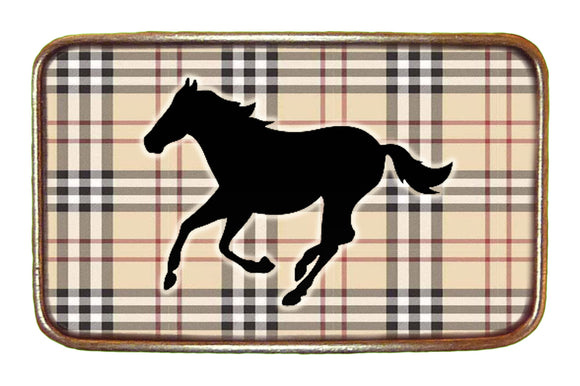 Horse Lover 14 Buckle