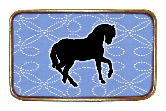 Horse Lover 12 Buckle