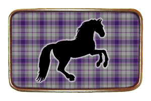 Horse Lover 11 Buckle