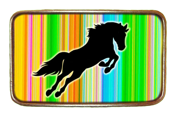 Horse Lover 10 Buckle
