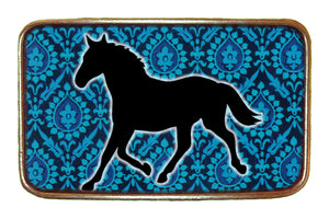 Horse Lover 8 Buckle