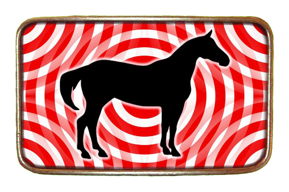 Horse Lover 7 Buckle