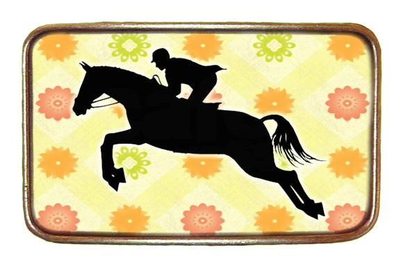 Horse Lover 6 Buckle