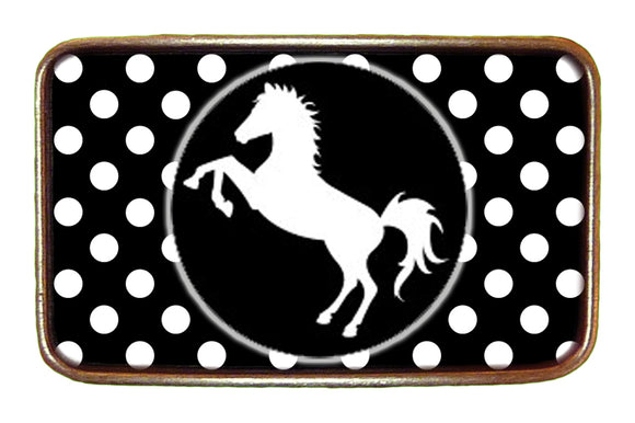 Horse Lover 3 Buckle