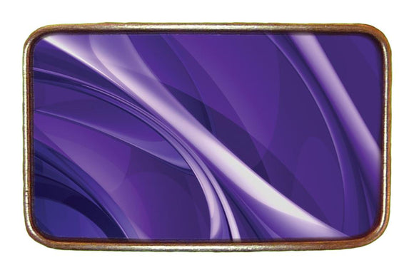 Purple Wave Buckle
