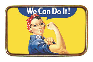 We Can Do It! Buckle