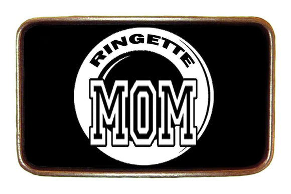Ringette Mom Buckle