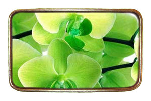 Lime Leaves Buckle