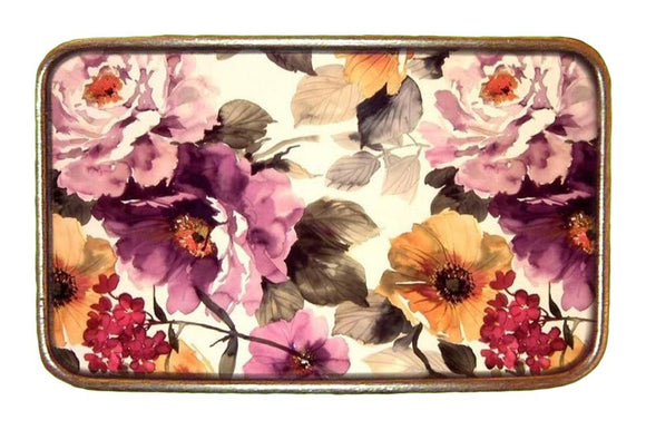 Victorian Bouquet Buckle
