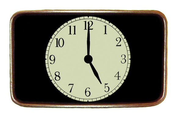 Five'o'Clock Buckle