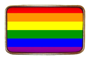 Pride Flag Buckle