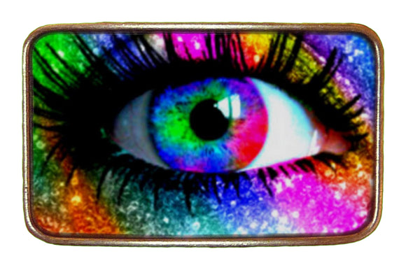 Pride Eye Buckle