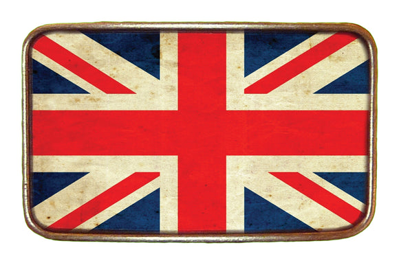 Great Britain Flag Buckle