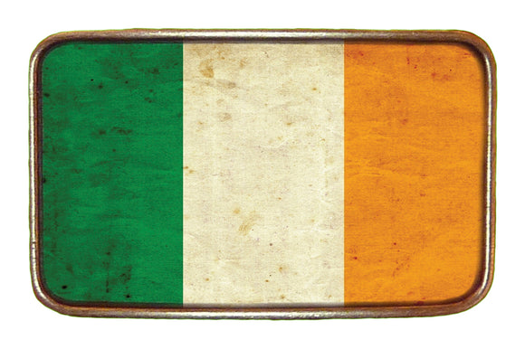 Ireland Flag Buckle
